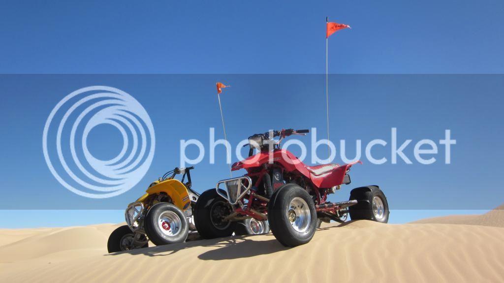 Quick dune trip Glamis12012