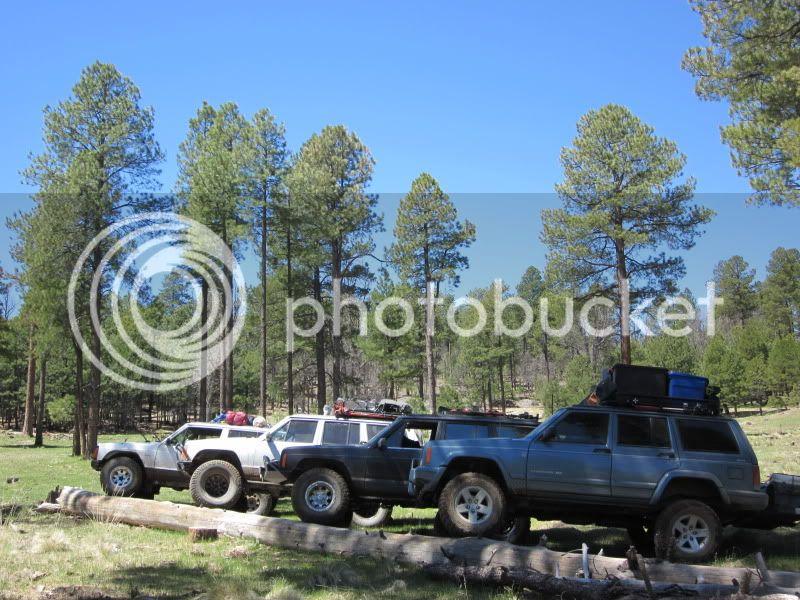 You got it, more camping photos ! Sedona298