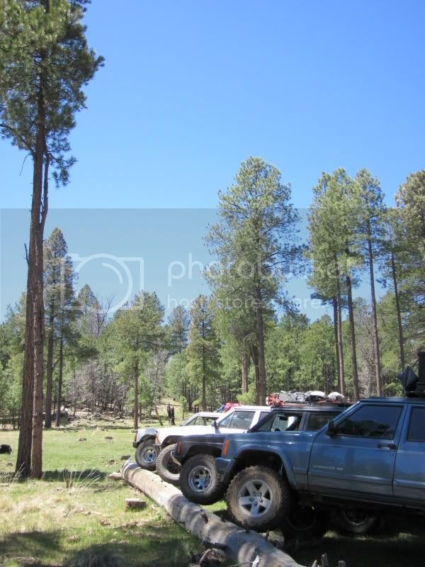 You got it, more camping photos ! Sedona299