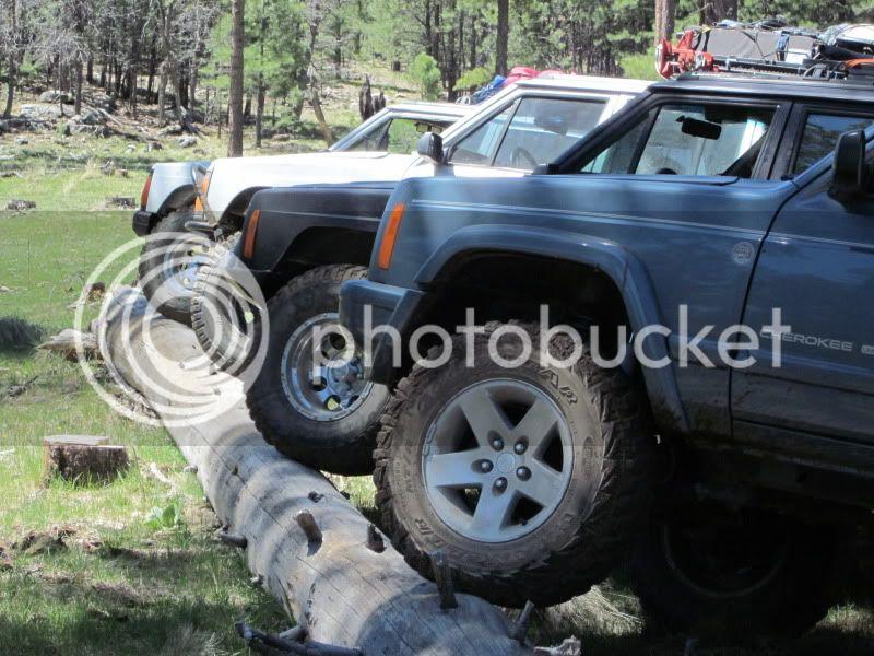 You got it, more camping photos ! Sedona300