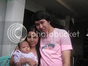 Paulo and Sally's daughter, Khen Eowyn, Christening Ke05