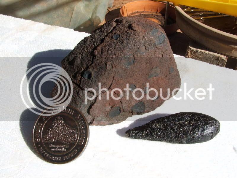 Meteorites A060