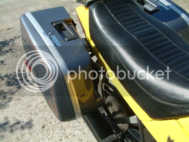 YellowJackets Custom Hard Bags are Finished! DSCF0048-2
