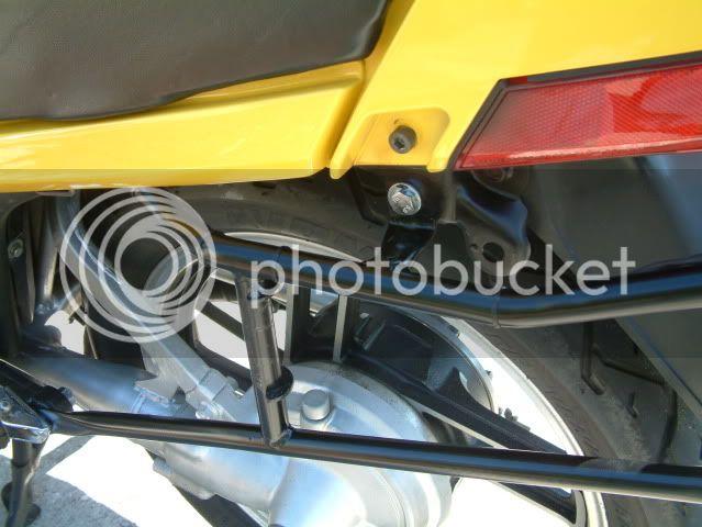 YellowJackets Custom Hard Bags are Finished! DSCF0051