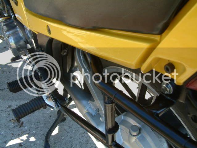 YellowJackets Custom Hard Bags are Finished! DSCF0052