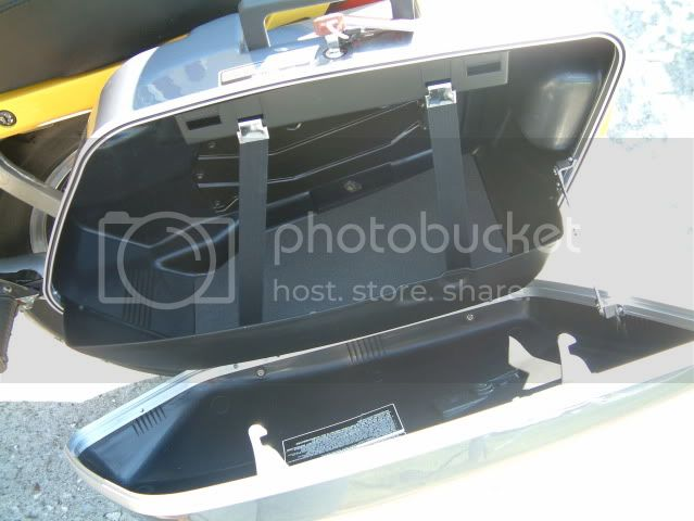 YellowJackets Custom Hard Bags are Finished! DSCF0053