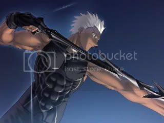 Servant: Archer ArcherHrunting