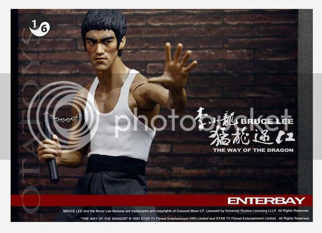 ACTION JOE/Groupe action Joe (Hasbro) Enterbay-Bruce-WOD-02B