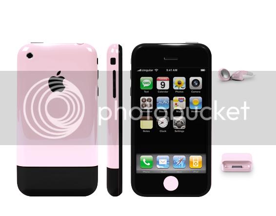Celulares MyPinkIphone
