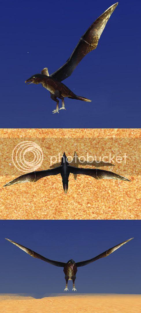 Draak's Retextures  - Page 2 Pterosaur