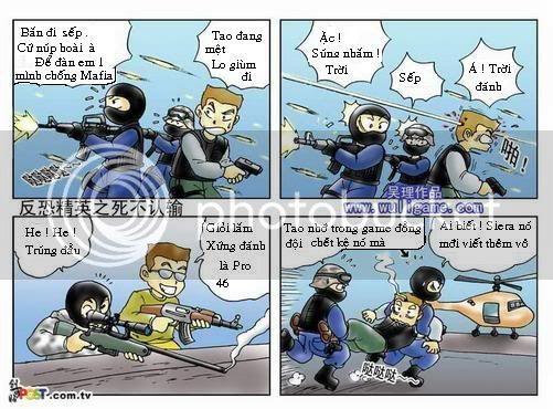 Truyện tranh Counter-Strike (Half-life) 002-1