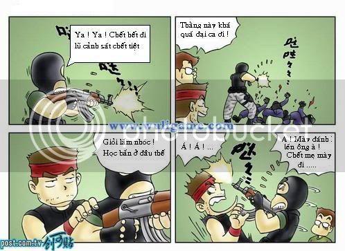Truyện tranh Counter-Strike (Half-life) 002