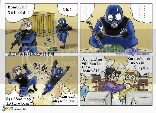 Truyện tranh Counter-Strike (Half-life) 022
