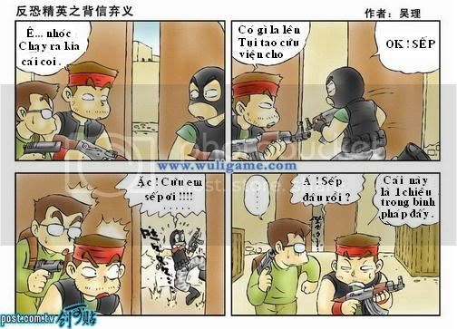 Truyện tranh Counter-Strike (Half-life) 024