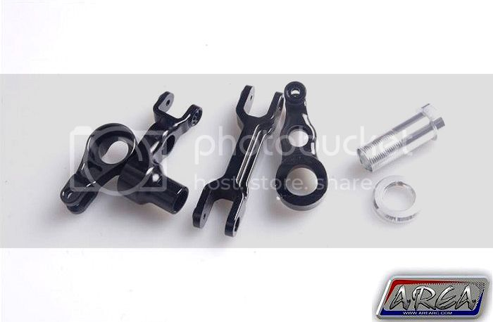 [NEW]Direction en Aluminium Sauve Servo/Aluminum Steering Bellcrank Kit X-Maxx Area RC 12642549_204435579906708_4831249584730574174_n
