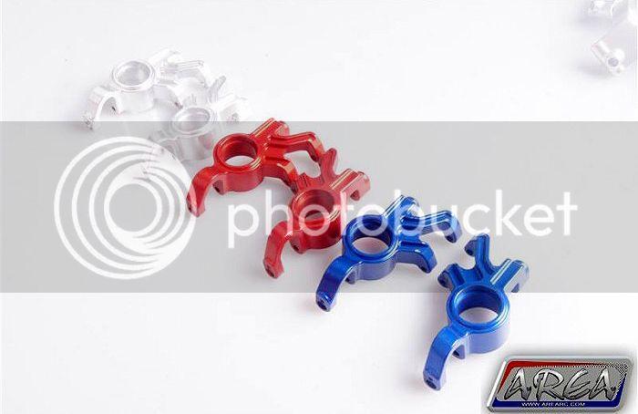[NEW] Étrier en aluminium/Aluminum Caster Block X-Maxx par Area RC 12650997_204435476573385_7921667600800760267_n