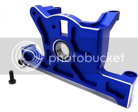 [NEW]Plaque support Moteur pour LCG 1/10 par Hot Racing LCF38X06 53109452