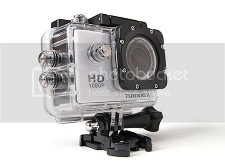 [OLDNEW]Caméra ActionCam 1080P Full HD boitier Waterproof par Turnigy 56191