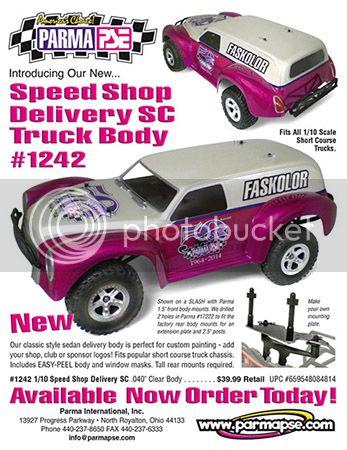 [OLDNEW] Carro Speed Shop Delivery SC 1/10 par PARMA PSE 5x2_ebc768bf84d4d7c24659da989958df06