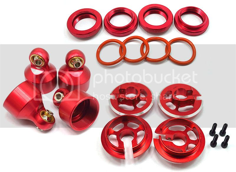 [NEW]Capuchon/Anneau/Coupelles/Aluminum Shock Caps/Preload Collars/Spring Cups X-Maxx Dhawk Racing Dhawk%20Racing%20X-Maxx%203