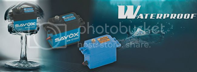 [NEW] Servo/Servos SW-0230MG & SW-1210SG Waterproof Savöx Savox_waterproof_