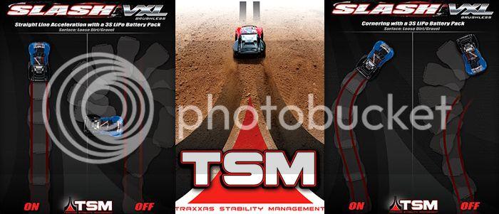 [NEW] TSM Traxxas Stability Management TSM