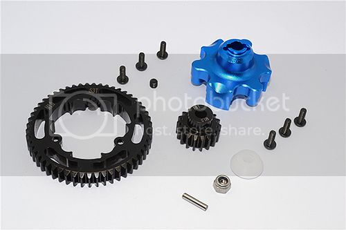 [NEW] Options/Options aluminium/Parts/part aluminum X-Maxx par GPM Racing - Page 3 TXM355318T-B