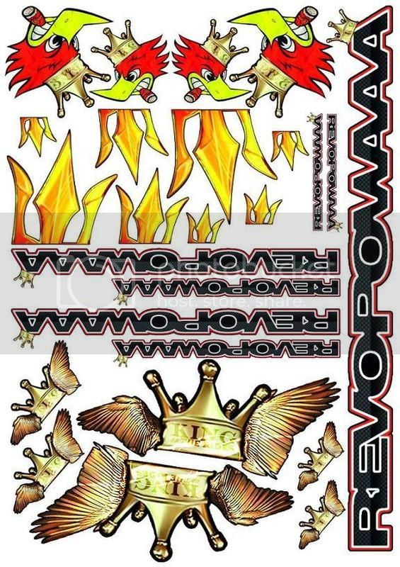 [COMMANDE] Welcome Stickers Revopowaaa Revopo10