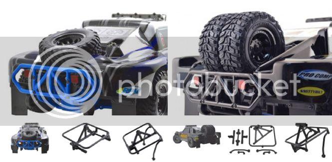 [NEW] Support arrière roue de rechange double ou simple par RPM Racing Tire%20Spare%20Tire%20Carrier