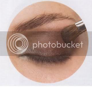 Maquillaje de ojos [noche] 3-1