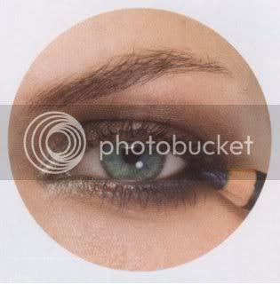 Maquillaje de ojos [noche] 4-1