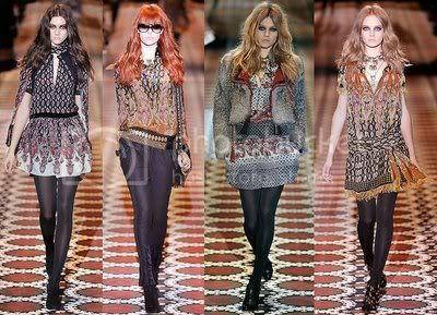 Estampados de moda Gucci_fall_2008_paisley_on_the_runw