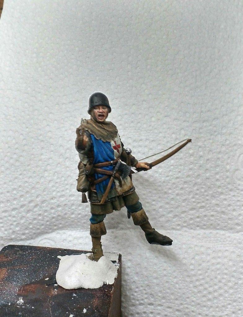 Arqueiro inglês - guerra dos 100 anos.  _20160115_132123_zpsh1ysynzc