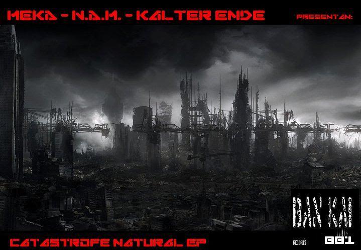 Ban Kai Records Digital 001 - Es techno :) CaratulaBk001Original