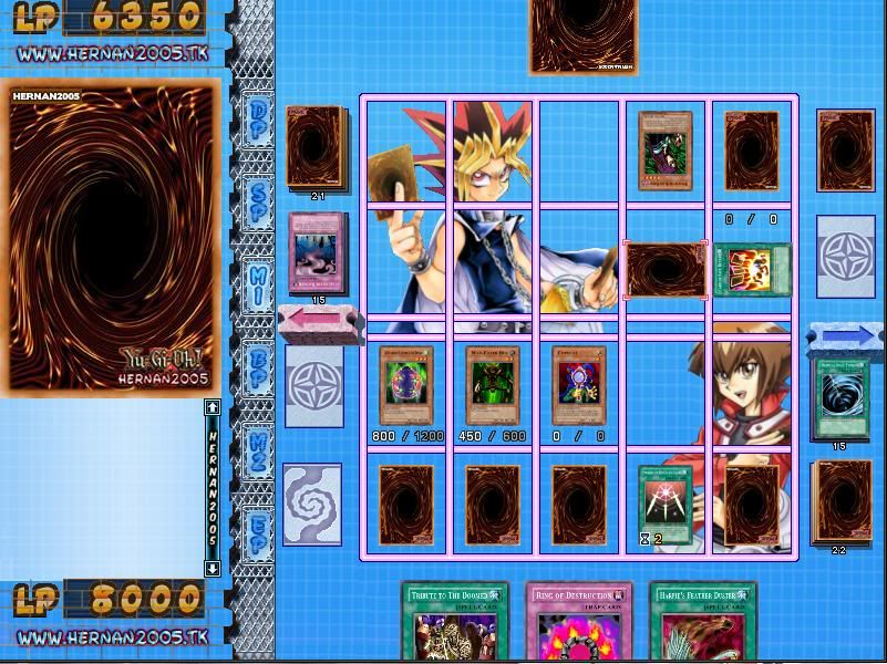 yugioh! via hamachi Fail2