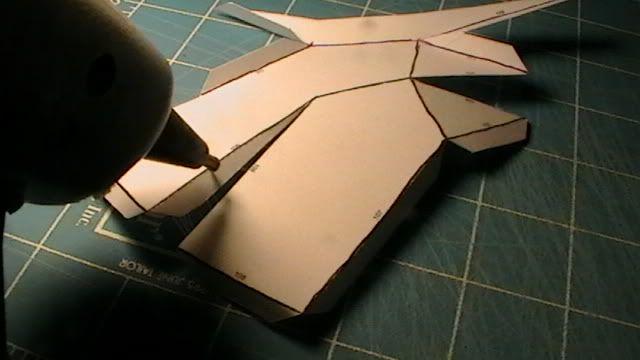 Pepakura  Armor Method IMGA0490