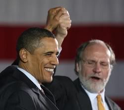 "Biden ""propagating racial viciousness"" Obama-Corzine-hands"
