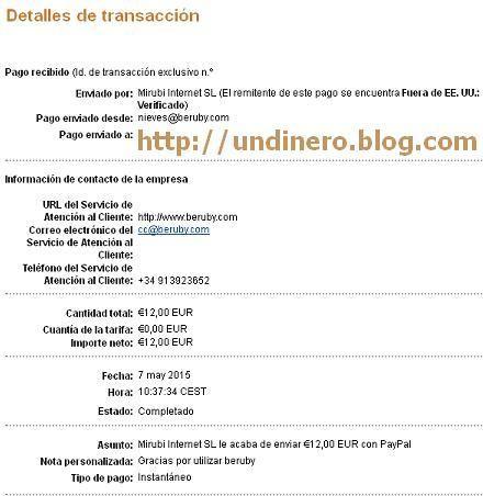 18 Pago Beruby 12 € INSTANTÁNEO 18%20PAGO%20BERUBY