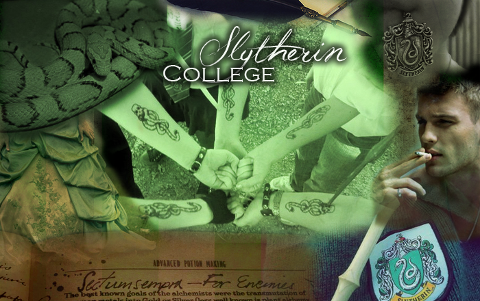 Slytherin's College