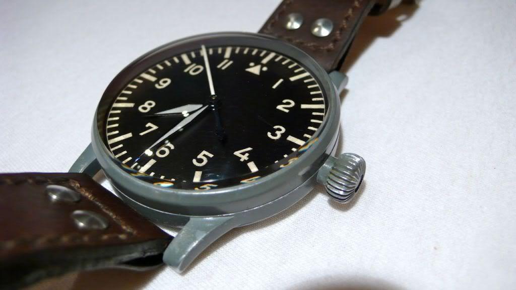Stowa Flieger B-Uhr Vintage Stowa-13