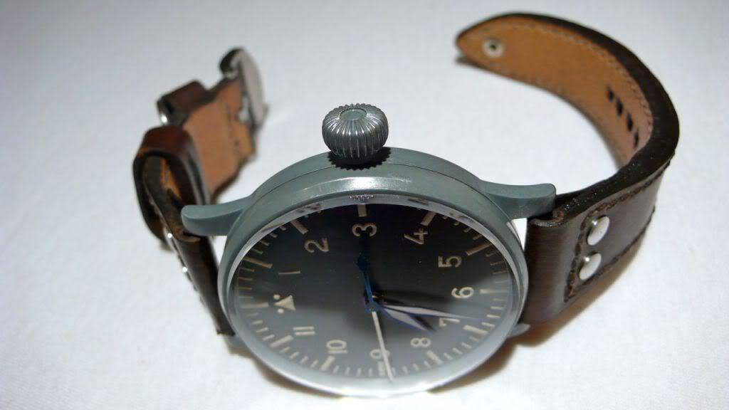 Stowa Flieger B-Uhr Vintage Stowa-14