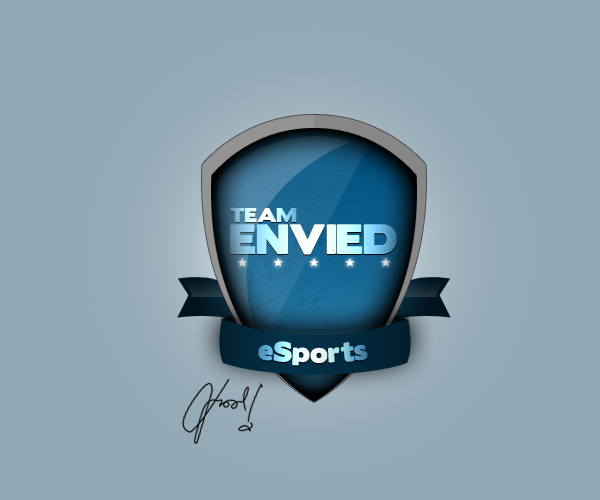 Envied graphics Team_EnVied__eSports_clan_logo_by_i