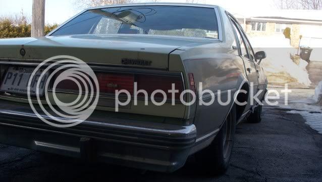 chevrolet Caprice 1979 600$ 100_5781