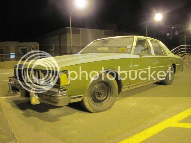 chevrolet Caprice 1979 600$ IMG_1184