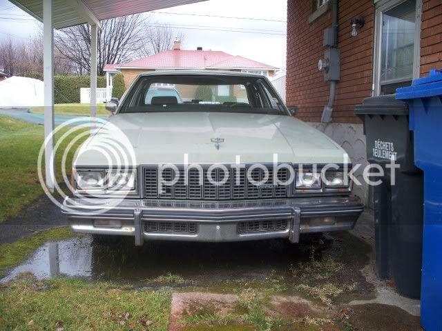 chevrolet Caprice 1979 600$ Cap2004