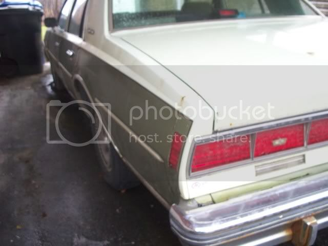chevrolet Caprice 1979 600$ Cap2010