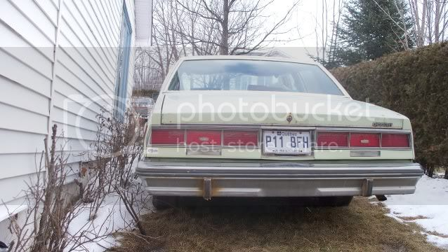 chevrolet Caprice 1979 600$ Crc005