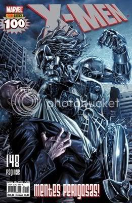 X-Men - Nº 100 (Abril/2010) X-MEN100a