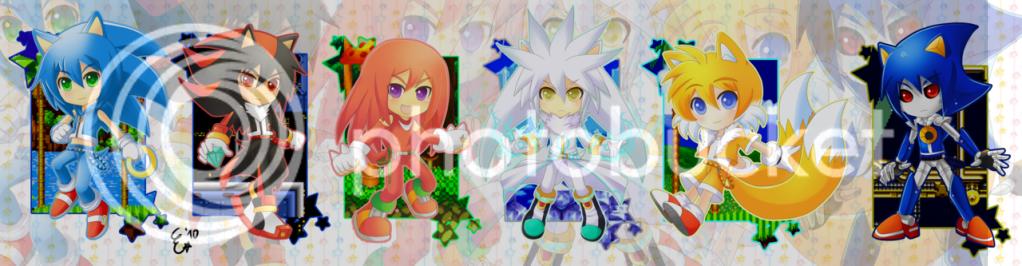 Neo Sonic X