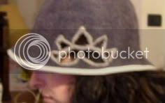 Cappelli in feltro fatto a mano- con tesa Collage1